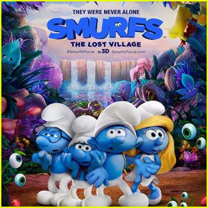 'Smurfs: The Lost Village' - Full Cast List For the Movie!