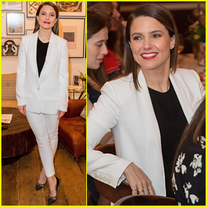 Sophia Bush Hosts Brunch Celebrating Chicago's Top Tastemakers!