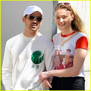Sophie Turner Displays Love for Joe Jonas With Message Inked on Her Hand