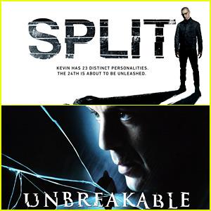 M. Night Shyamalan's 'Split' & 'Unbreakable' Getting Sequel Titled 'Glass'!