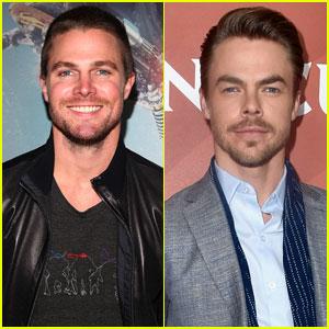 Stephen Amell & Derek Hough Announced For 'American Ninja Warrior' Celebrity Edition