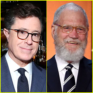 Stephen Colbert Pays Tribute to David Letterman's Late Mom