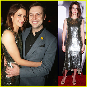 Taran Killam Shares Loving Message To Wife Cobie Smulders On 'Present Laughter' Broadway Debut!