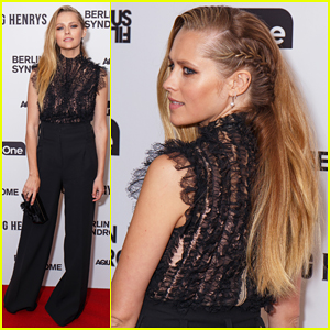 Teresa Palmer Talks Being 'More Selective' With Her Roles!