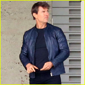 Tom Cruise Films 'Mission Impossible 6' Near Paris Attacks Site
