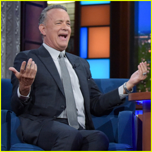 Tom Hanks Dishes on Yachting With the Obamas & Oprah