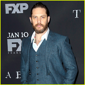 Tom Hardy Helps Police Catch Teens After They Steal a Motorbike in London