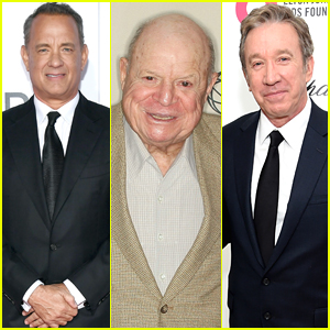 Tom Hanks & Tim Allen Remember 'Toy Story' Co-Star Don Rickles
