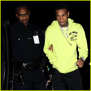 Tyga Taken Into Police Custody, Investigated for Possible DUI