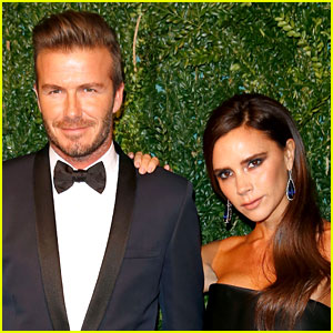 Victoria Beckham Receives OBE Honor, David Sends His Love!