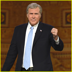 Will Ferrell Reprises His Role as President George W. Bush to Slam Trump at 'Not The White House Correspondents' Dinner'