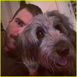 Zachary Quinto Writes Touching Tribute Following Beloved Dog's Passing