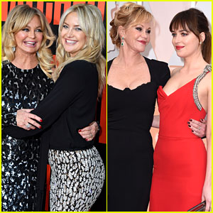 13 Celebrity Moms Who Are Mothers to Famous Children