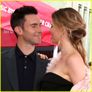 Adam Levine Marks 'True Love' for Behati Prinsloo with New Ink