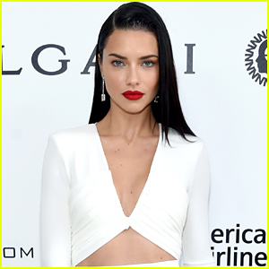 Adriana Lima Declares She's Married to Herself - See Her Ring!