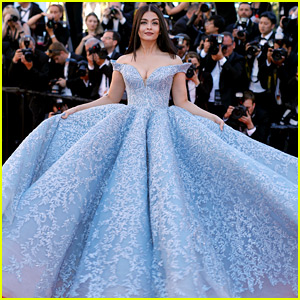 Aishwarya Rai Has a Cinderella Moment at Cannes Film Festival