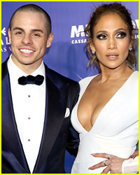 What Does Casper Smart Think of Jennifer Lopez's New Boyfriend Alex Rodriguez?