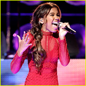 Aliyah Moulden: 'The Voice' Finale Performances - Watch Now!
