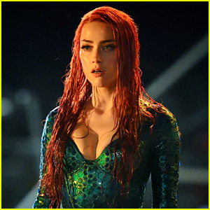 Amber Heard as Mera in 'Aquaman' - First Look Photo Released!