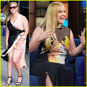 Amy Schumer Reveals Relationship Advice She Got From 'Snatched' Co-star Goldie Hawn
