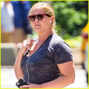 Amy Schumer  Prefers 'Nice Guys' After Split with Ben Hanisch