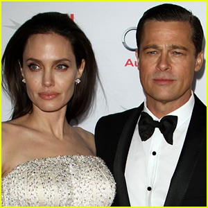 Angelina Jolie Was Given Heads Up By Brad Pitt Over Candid Interview
