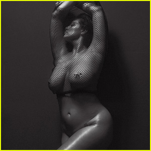 Ashley Graham Strips Down, Bares Everything in Hot New Photos!