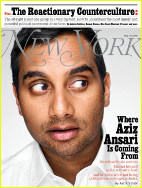 Aziz Ansari Won't Do A Fake Indian Accent to Get a Role