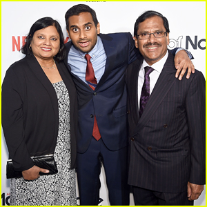 Aziz Ansari's Parents Fatima & Shoukath Get More Love For 'Master of None' Than He Does!