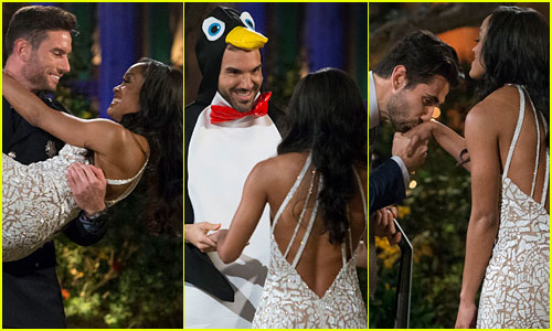 'The Bachelorette' Premiere Photos: Rachel Lindsay's First Pics with the Guys!