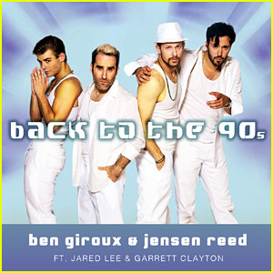 'Back to the 90s' Video Parodies Backstreet Boys & More! (Exclusive Premiere)