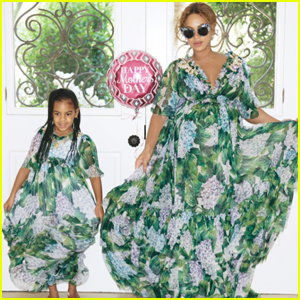 Beyonce & Jay Z Take Blue Ivy to the Museum of Ice Cream!