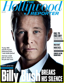 Billy Bush Breaks Silence on Trump's Lewd Leaked Audio: 'I Didn't Have the Strenght of Character' to Change the Subject