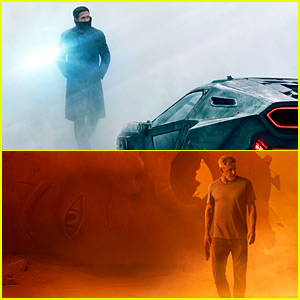 'Blade Runner 2049' Posters Feature Stars Harrison Ford & Ryan Gosling