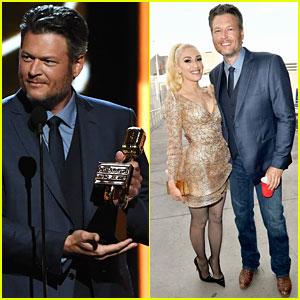 Blake Shelton Gushes Over Gwen Stefani In Billboard Music Awards 2017 Acceptance Speech!