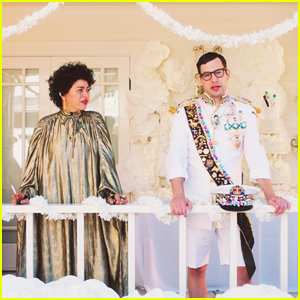 Bleachers Debut Lena Dunham-Directed Music Video For 'Don't Take The Money' - Watch Here!