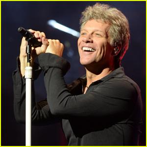 Bon Jovi Gives Surprise Concert at New Jersey University