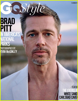 Brad Pitt Talks Quitting Drinking, His Split From Angelina Jolie & Custody of His Kids in New Interview
