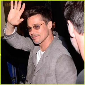 Brad Pitt Says He Can't Dance Like Bollywood Stars