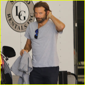 Bradley Cooper Scouts Locations For 'A Star is Born' Filming