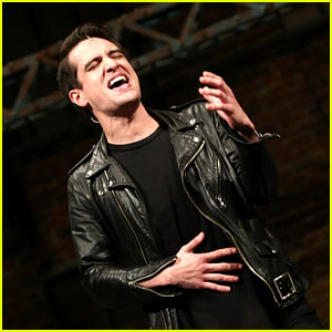 Watch Brendon Urie Rehearse for Broadway Debut in 'Kinky Boots' (Video)