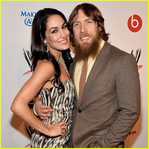 WWE Diva Brie Bella Welcomes First Child With Daniel Bryan