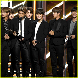 Meet BTS, the K-Pop Group That Dethroned Justin Bieber at the Billboard Music Awards!