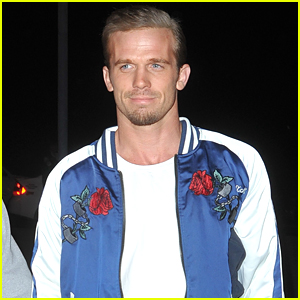 Cam Gigandet Checks Out the John Legend Concert in LA