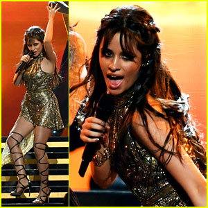 Camila Cabello's Billboard Music Awards 2017 Performance Video - WATCH NOW!