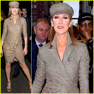 Celine Dion Makes NYC Her Runway Ahead of the Met Gala!