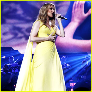 Celine Dion Sings 'How Does a Moment Last Forever' Live for First Time, Channels Belle (Video)