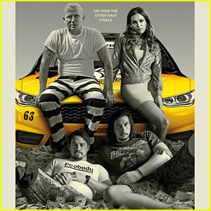 Channing Tatum & Adam Driver Star in 'Logan Lucky' Trailer - Watch Now!