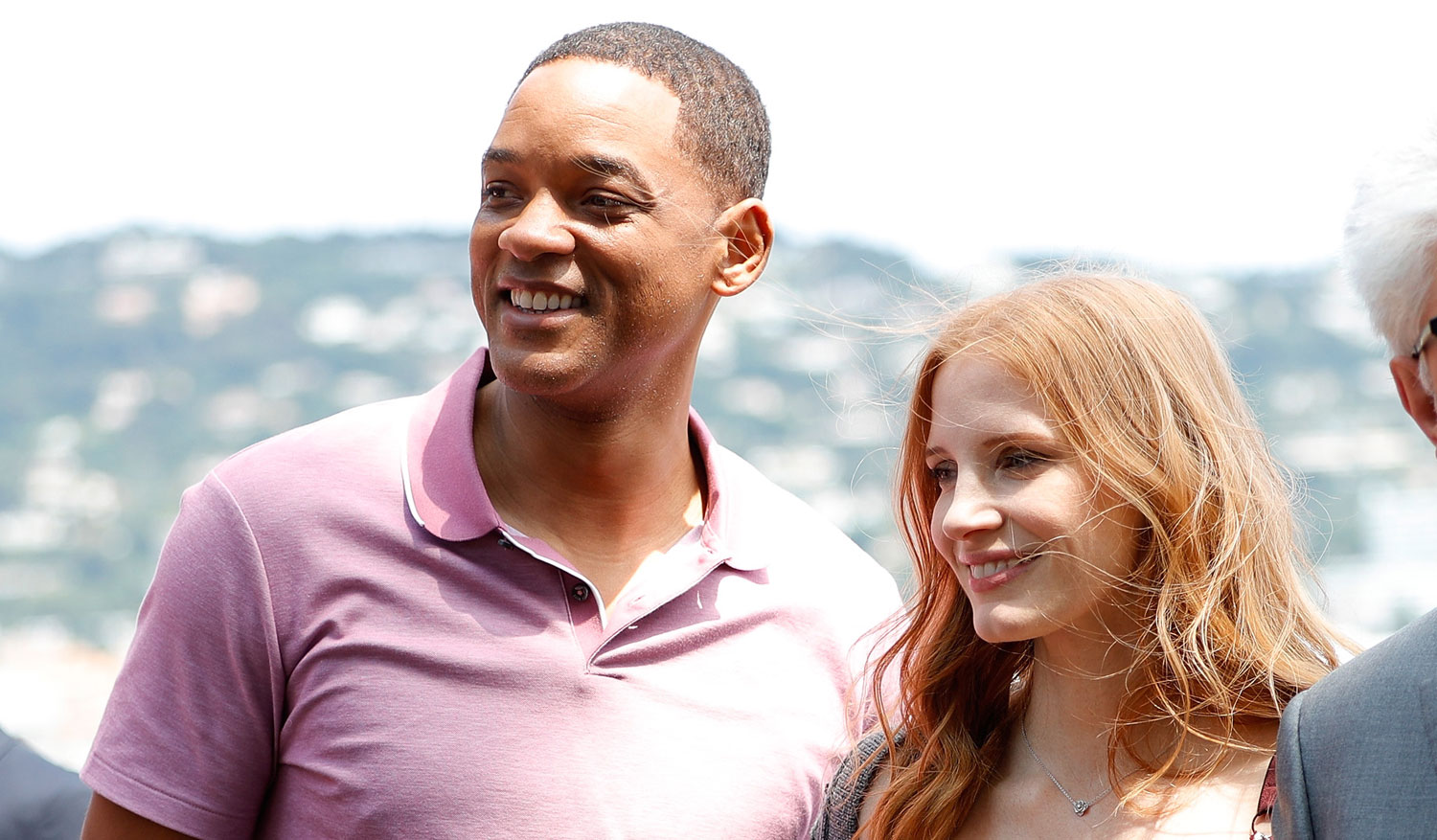 Jessica Chastain & Will Smith Didn't Like a Certain Cannes Film