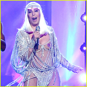 Cher, 71, Wears Pasties & Barely There Outfit at BBMAs (Photos)